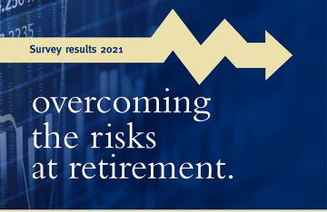 Survey results reveal the fears Trustees have for members approaching retirement